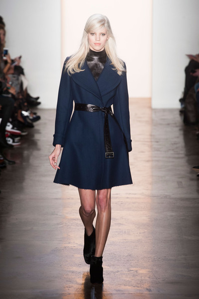 Peter Som at New York Fall 2014