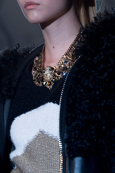 Philipp Plein Fall 2013 - Details