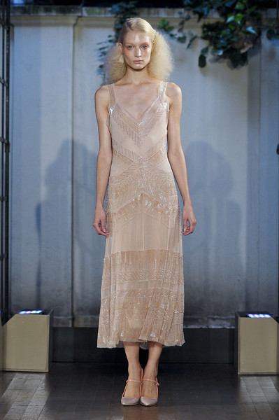 Philosophy di Alberta Ferretti at New York Spring 2012