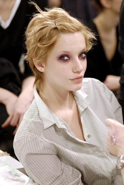 Pollini at Milan Fall 2008 (Backstage)