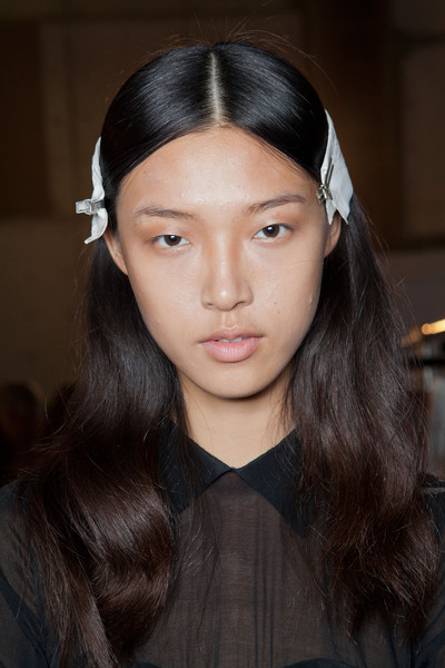 Prabal Gurung Spring 2013 - Backstage