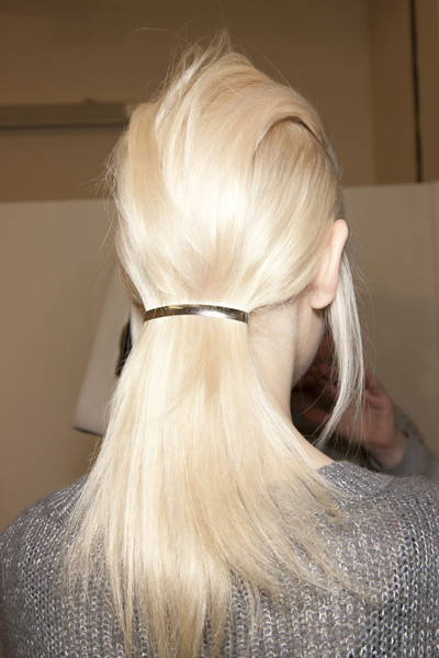 Prada Fall 2011 - Backstage