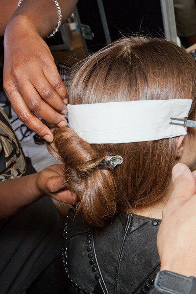 Preen at London Spring 2013 (Backstage)