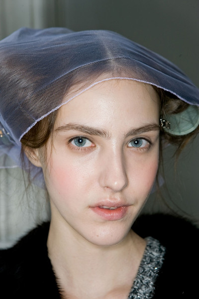 Pringle of Scotland Fall 2011 - Backstage