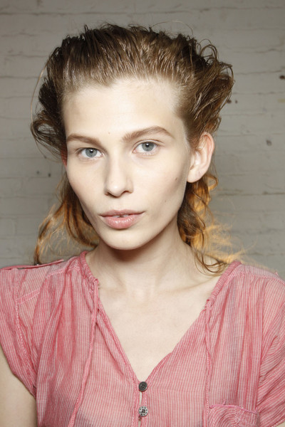 Proenza Schouler at New York Spring 2012 (Backstage)