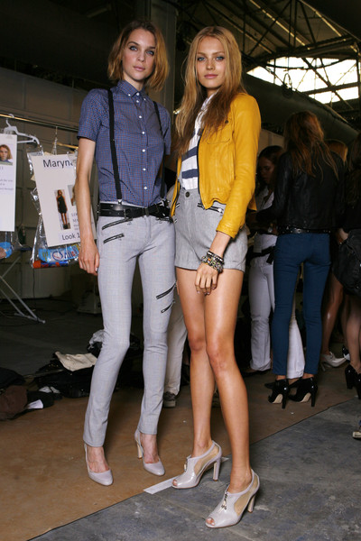 Rag & Bone Spring 2009 - Backstage