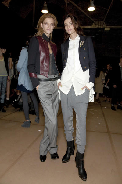 Rag & Bone Spring 2010 - Backstage