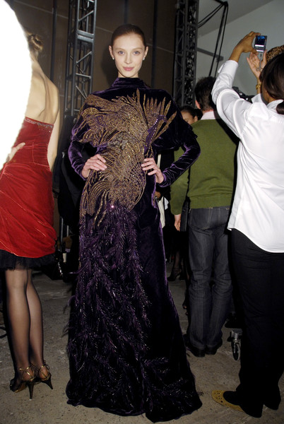 Ralph Lauren Fall 2008 - Backstage