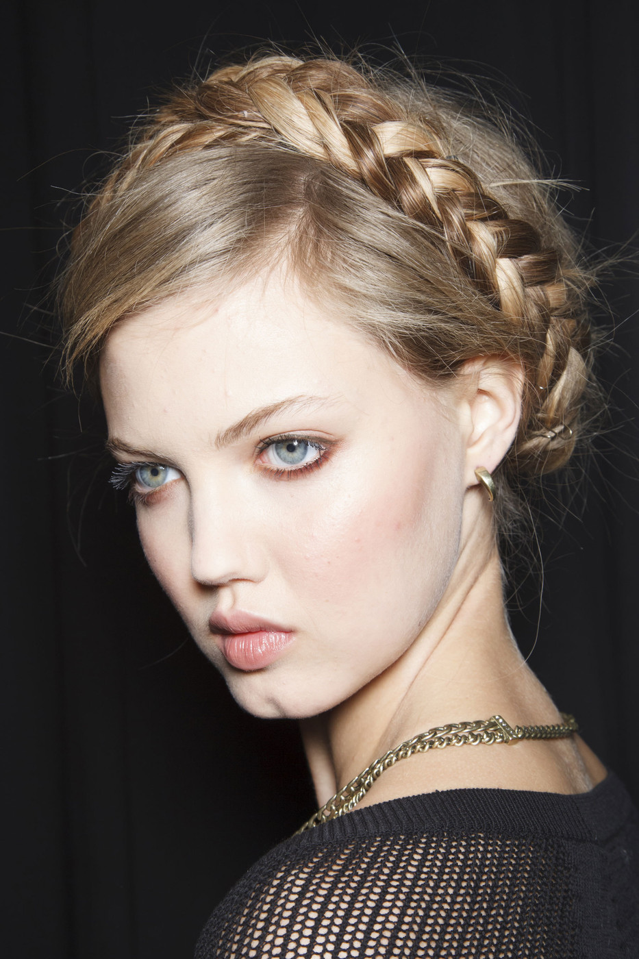 Milkmaid Braids Aren't Just For Little Girls Anymore