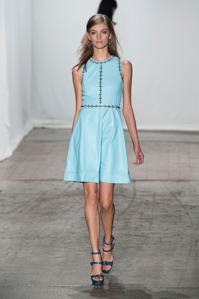 Rebecca Taylor Loves the Beach, Hates Sharks (+ 5 Favorite Looks From Her Spring 2013 Collection)