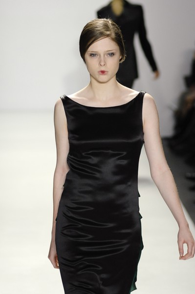 Reem Acra at New York Fall 2007