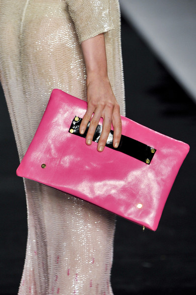 Best Spring 2013 Runway Nails - Reem Acra