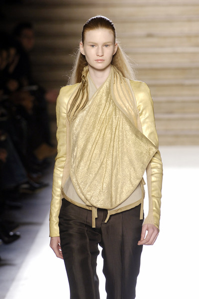 Rick Owens at Paris Fall 2006