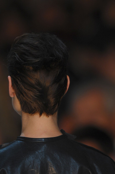 Rick Owens at Paris Spring 2012 (Details)