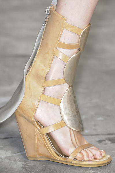Rick Owens at Paris Spring 2013 (Details)