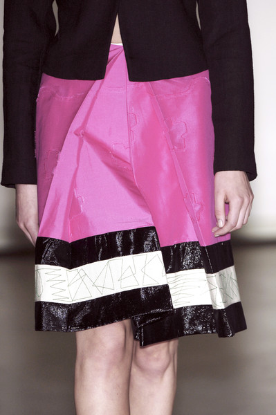 Robert Musso Spring 2006 - Details