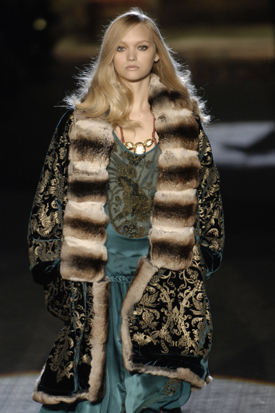 Roberto Cavalli at Milan Fall 2006