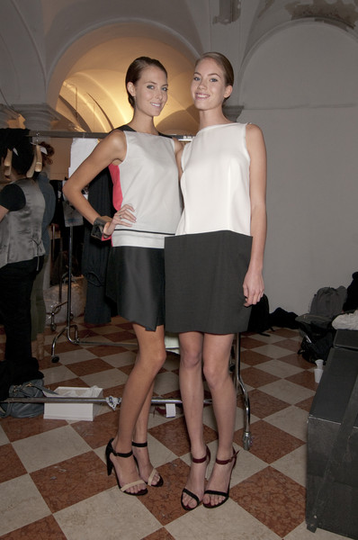 Roberto Musso Spring 2011 - Backstage