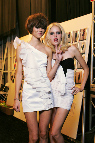 Rock & Republic Spring 2009 - Backstage