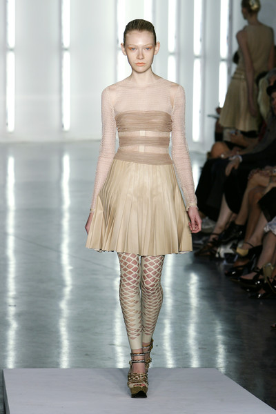 Rodarte at New York Spring 2009