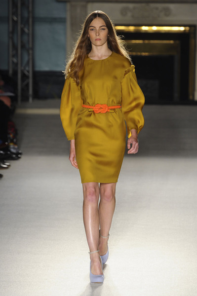 Roksanda Ilincic at London Spring 2012