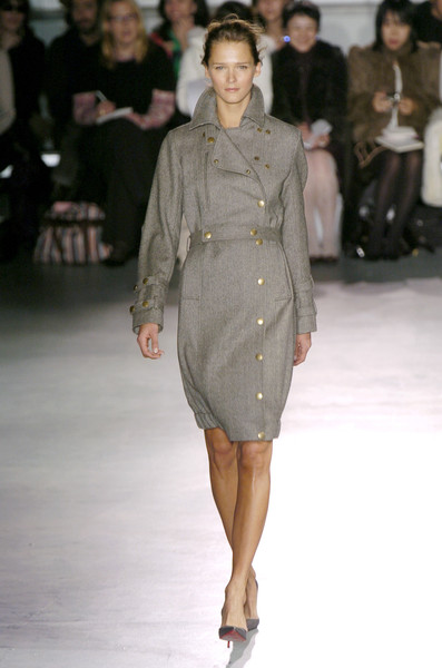 Roland Mouret at New York Fall 2004