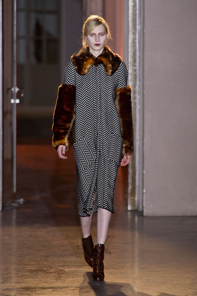 Rue du Mail at Paris Fall 2013
