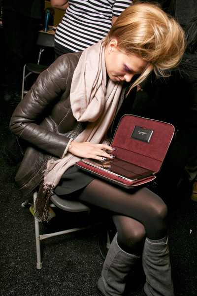 Ruffian Fall 2011 - Backstage
