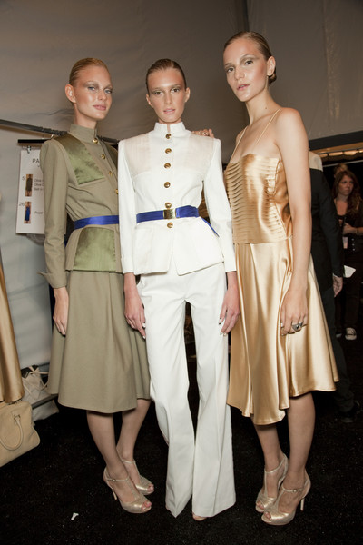 Ruffian Spring 2011 - Backstage