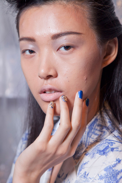 2013 Nail Polish Trends from the Runway