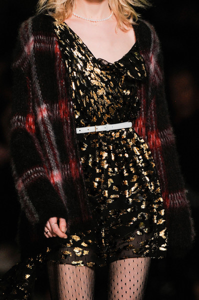 Saint Laurent Fall 2013 - Details