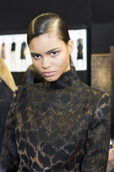 Salvatore Ferragamo Fall 2014 - Backstage