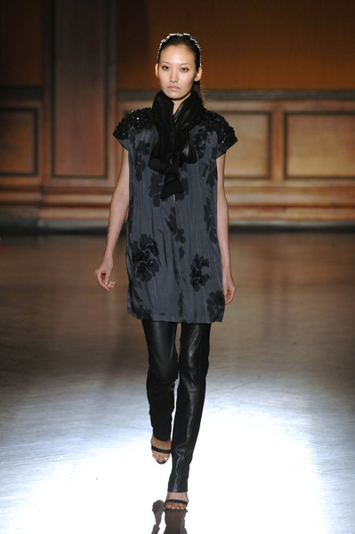 Sari Gueron at New York Fall 2008
