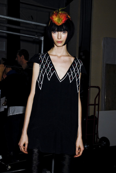 Sass & Bide Fall 2008 - Backstage