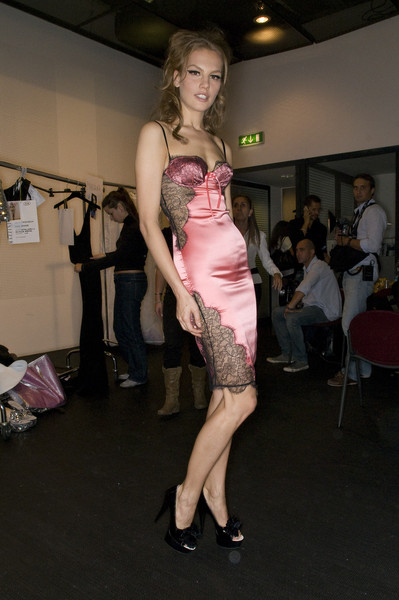 Seduzioni Diamonds Valeria Marini Spring 2009 - Backstage