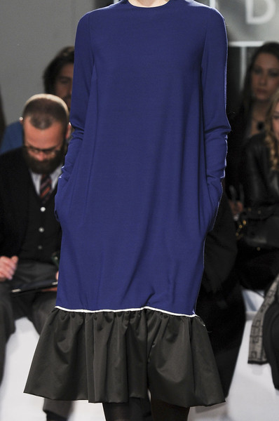 Sergio Zambon at Milan Fall 2012 (Details)