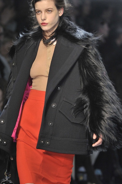Sonia Rykiel at Paris Fall 2011 (Details)