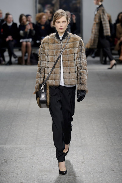 Sportmax at Milan Fall 2013