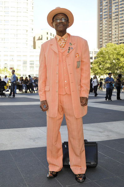 New York Fashion Week Spring 2011 Attendees