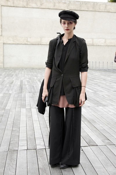 Paris Fashion Week Spring 2011 Attendees