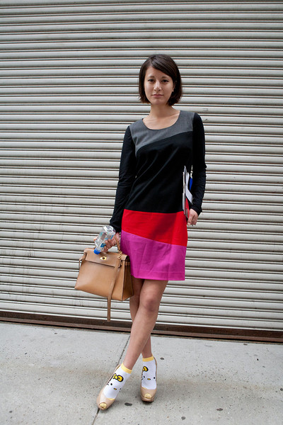New York Fashion Week Spring 2012 Attendees