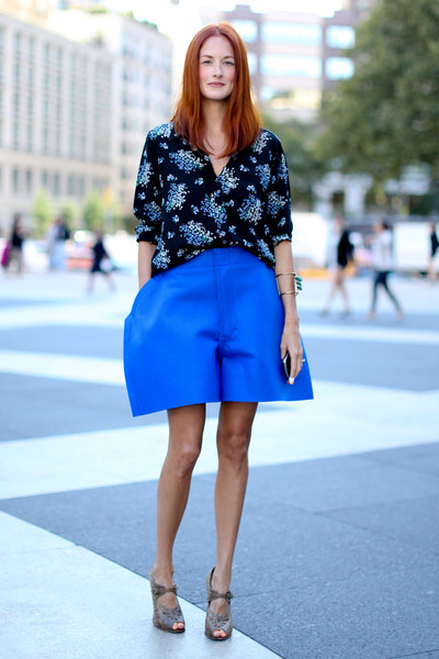 New York Fashion Week Spring 2013 Attendees