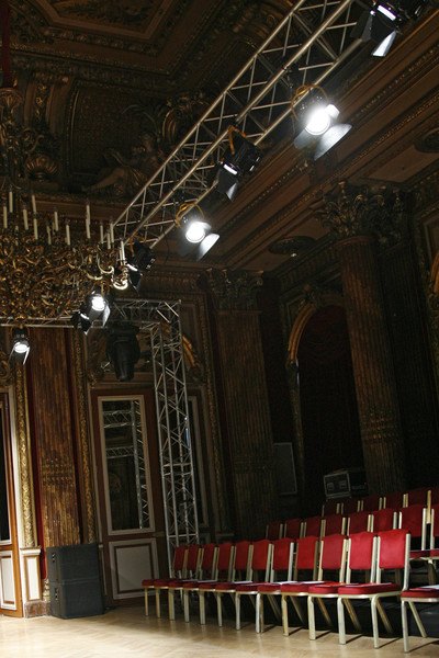 Talbot Runhof at Paris Fall 2010