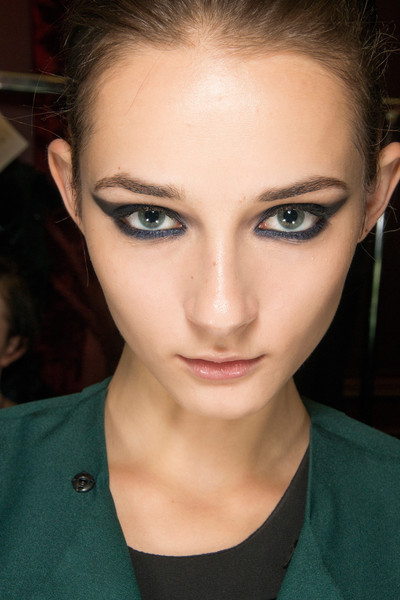 Talbot Runhof at Paris Spring 2013 (Backstage)