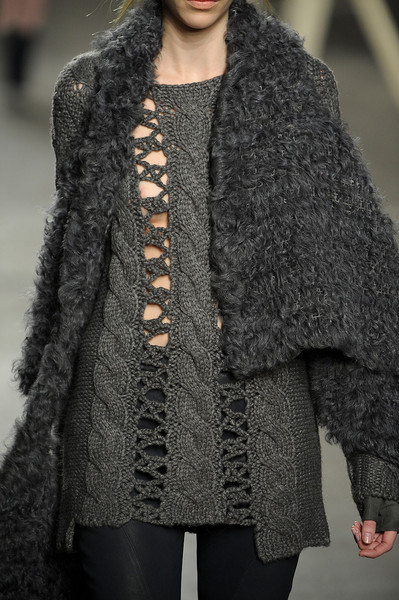 Tess Giberson at New York Fall 2012 (Details)