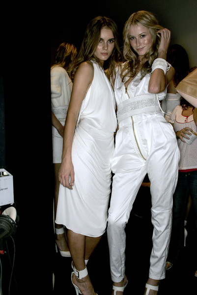 Thes & Thes Spring 2007 - Backstage