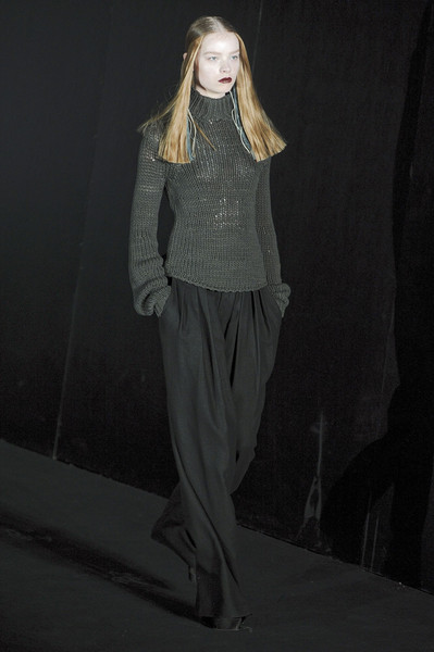 Theyskens Theory at New York Fall 2011