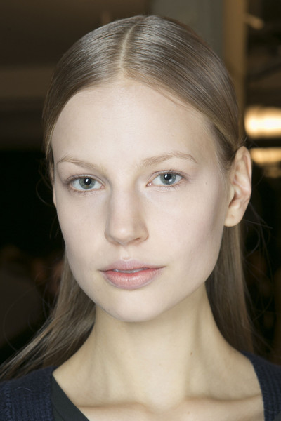 Theyskens Theory Fall 2013 - Backstage