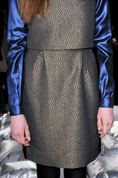 Timo Weiland Fall 2011 - Details
