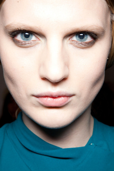 Todd Lynn at London Fall 2012 (Backstage)